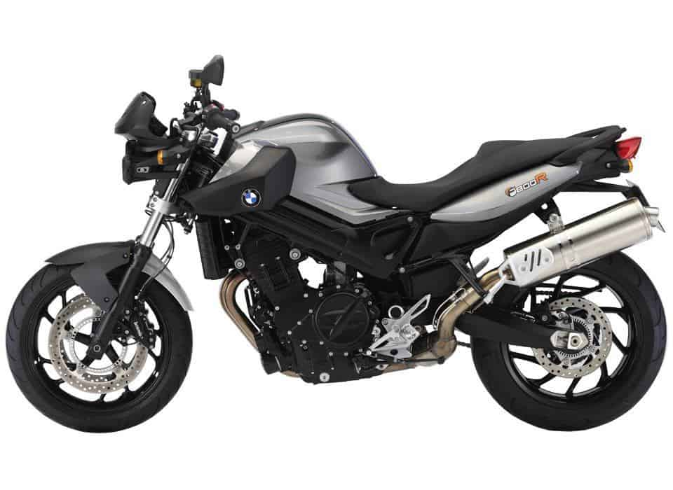 BMW F800R - powerful 800cc motorycle, ideal for riding The Ring of Kerry with LemonRock Bike Tours