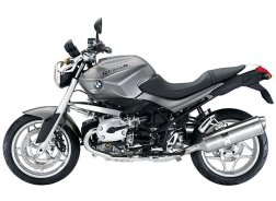 R1200R includes full set of panniers