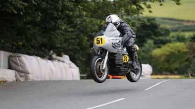 Ballaugh Bridge IOM Classic TT Ireland Motorcycle Rentals