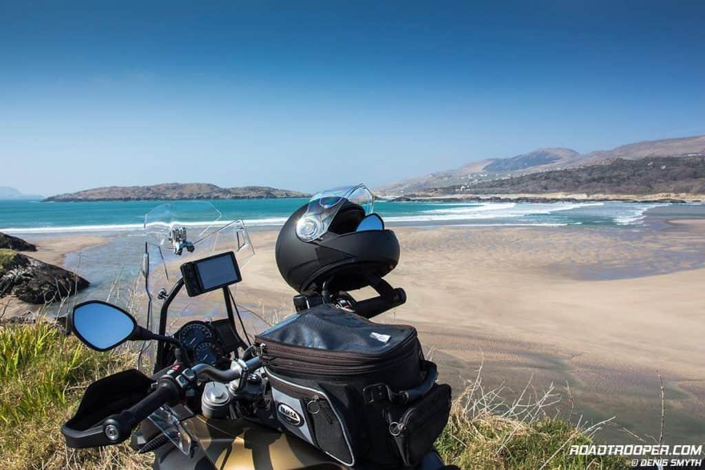 BMW F800GS Wild Atlantic Way Motorcycle Rental Ireland