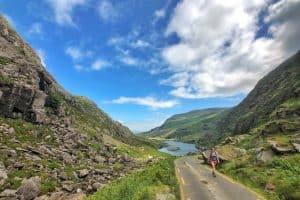 Wild Atlantic Way motorcycle tour