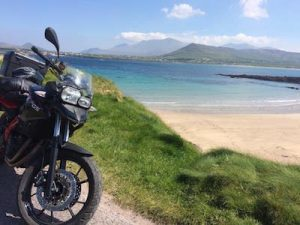 Southern Ireland motorcycle tour