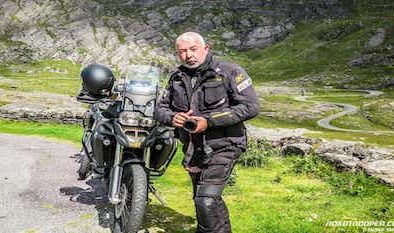 1 day guided motorcycle tour Ireland