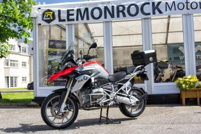 BMW R1200GS Motorcycle Rental Ireland