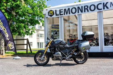 BMW R1200R Motorcycle Rental Ireland