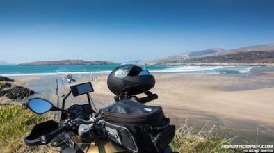 BMW F800GS Wild Atlantic Way Motorcycle Rental Ireland