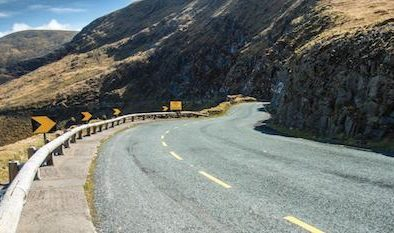 Conor Pass Motorcycle Rental Ireland