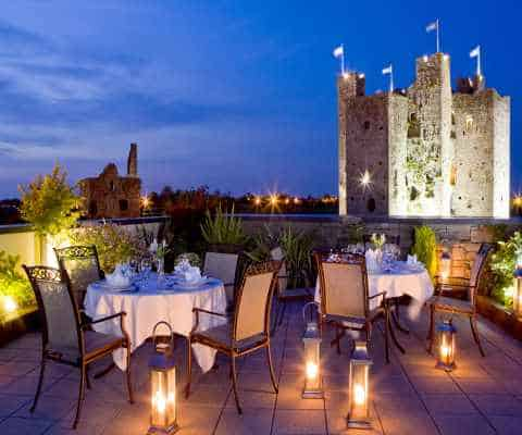 Trim Castle Hotel, located in the heritage town of Trim. Ancient East of Ireland