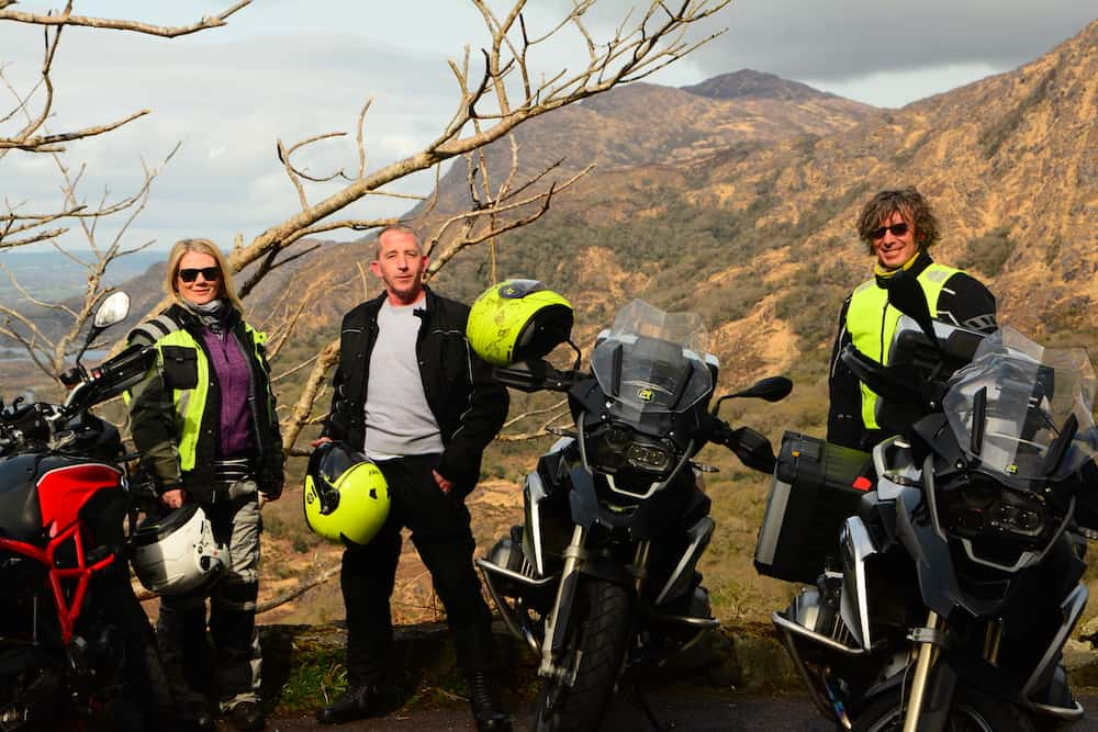 motorcycle rentals ireland