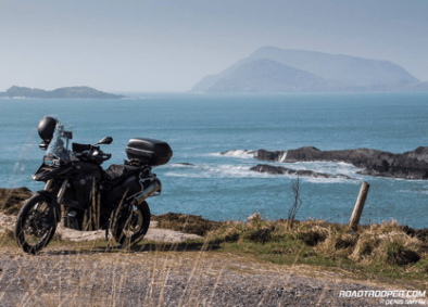 self-guided motorcycle tours in Ireland with Lemonrock Bike Tours