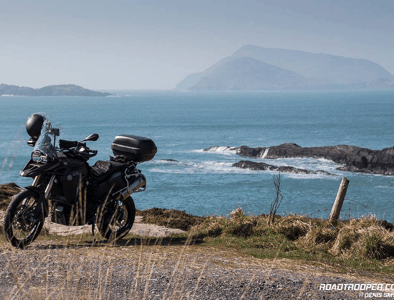 women rock motorcycle tour
