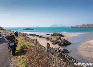 Experience self-guided motorcycle tours in Ireland with Lemonrock!