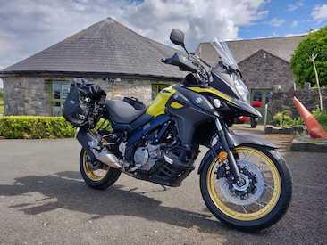 Suzuki Vstrom 650XT
