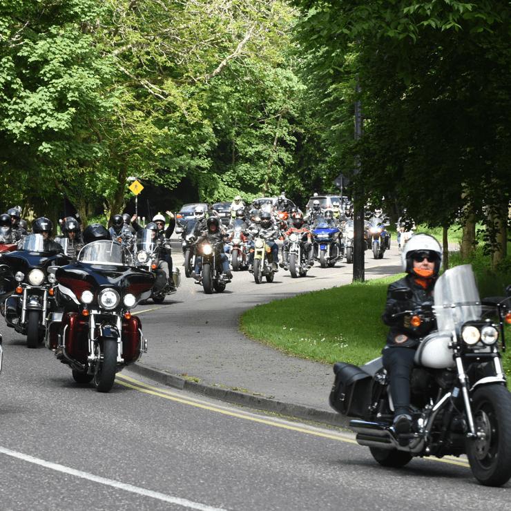 Ireland BikeFest Motorcycle Tour Killarney Co. Kerry