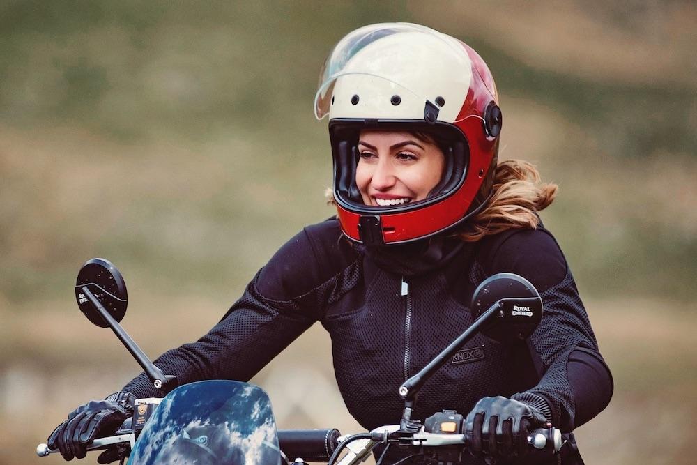 women rock women only motorcycle tour