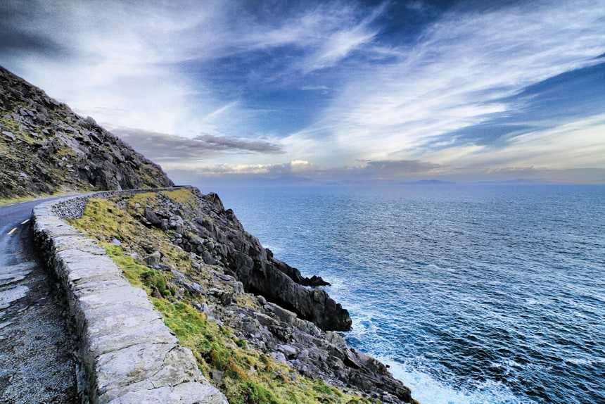 Southern Peninsulas the Ring of Kerry