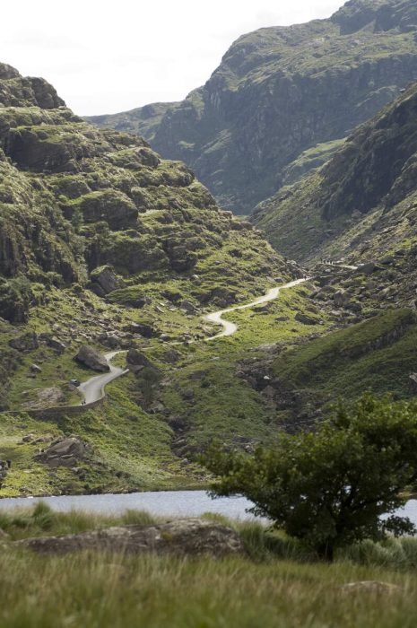Ride on a motorcycle tour in Ireland with Lemonrock Bike Tours
